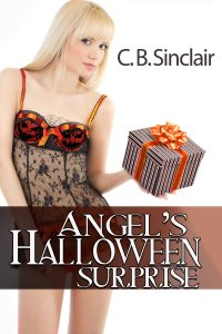 Book Cover: Angel's Halloween Surprise