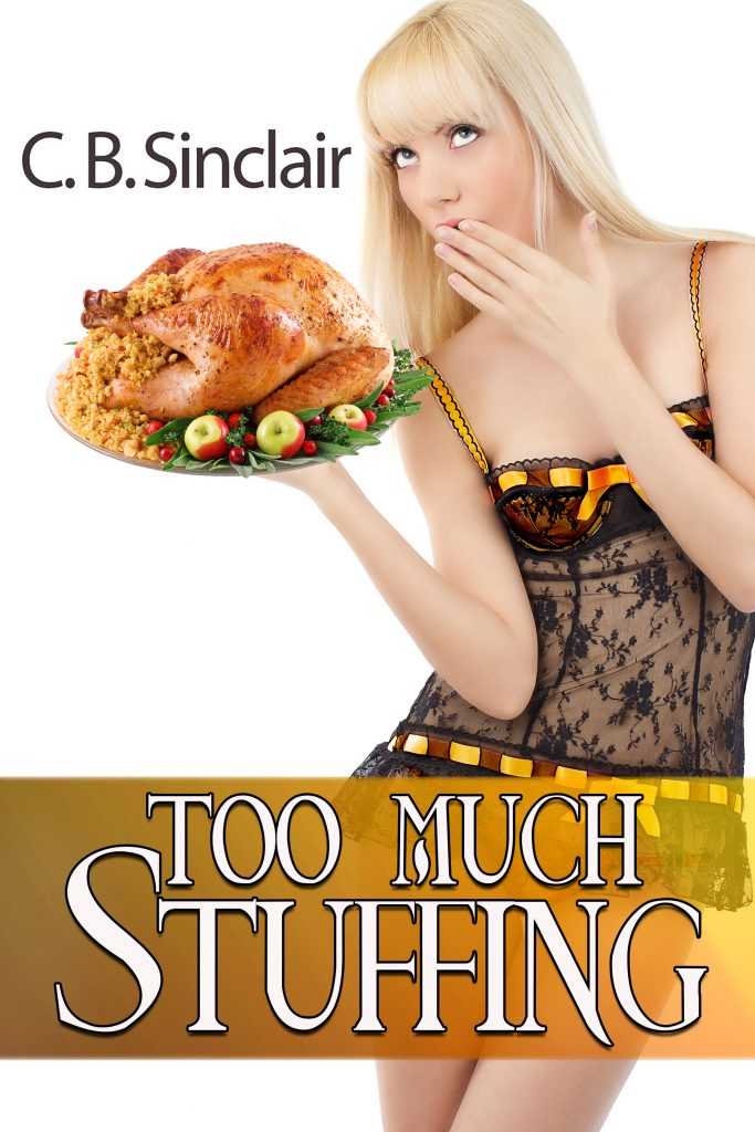 Book Cover: Too Much Stuffing